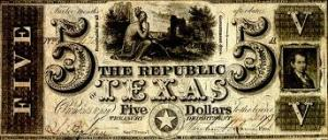 texas money