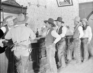 CowboysDrinking