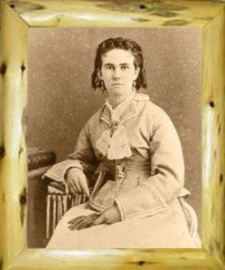 Lizzie Texas Cattle queen